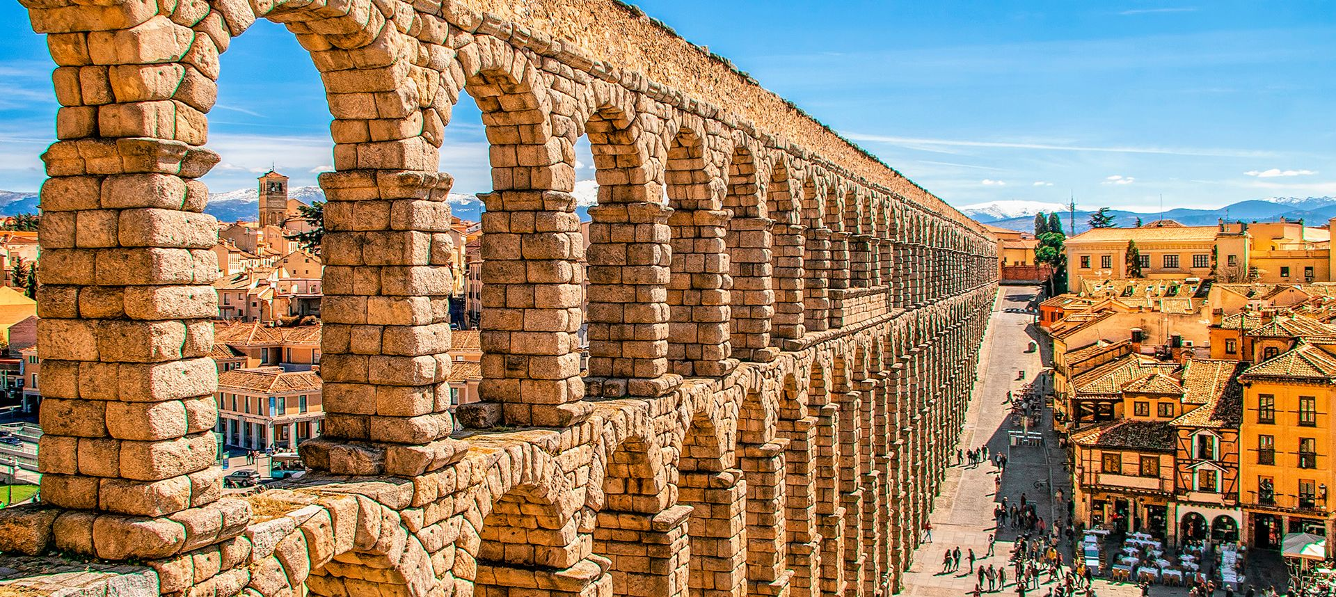 Quiz: How well do you the world's most amazing aqueducts?