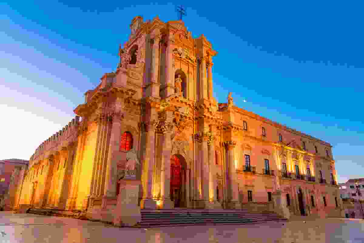 Cathedral of Siracusa, Ortigia (Shutterstock)
