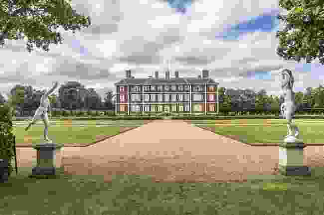 Ham House (1610), located alongside the River Thames in Richmond (Shutterstock)