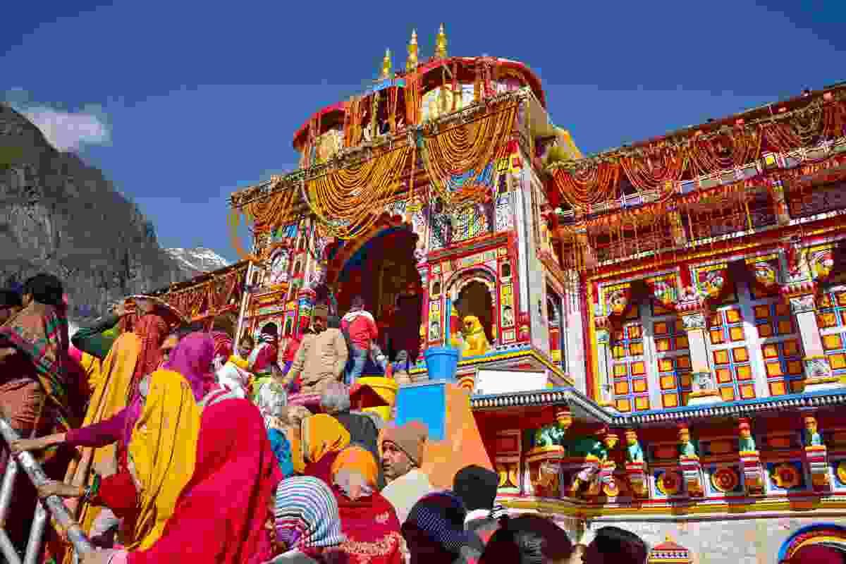 Badrinath, India. (Shutterstock)