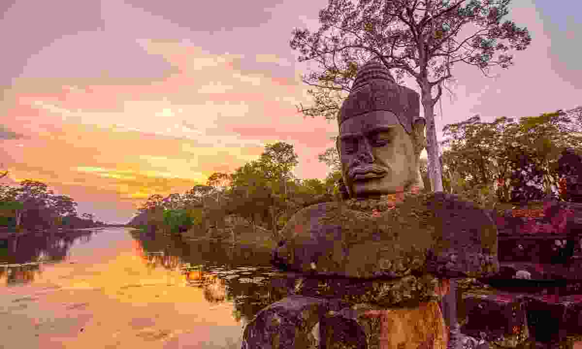 Angkor Thom (Shutterstock)