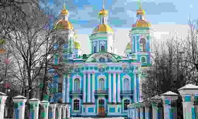 Christmas in Russia (Sundowners Overland)