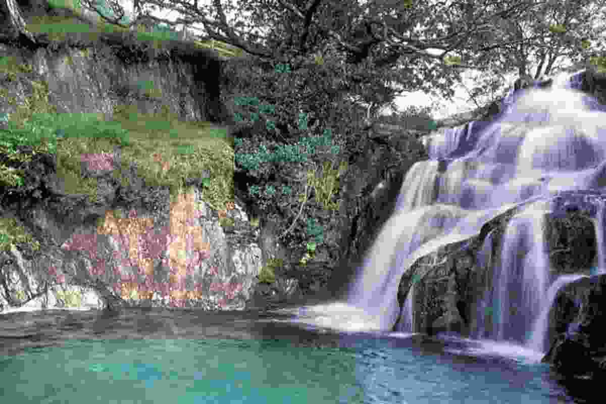Cwm Llan Falls, Watkin Path (Steven House)