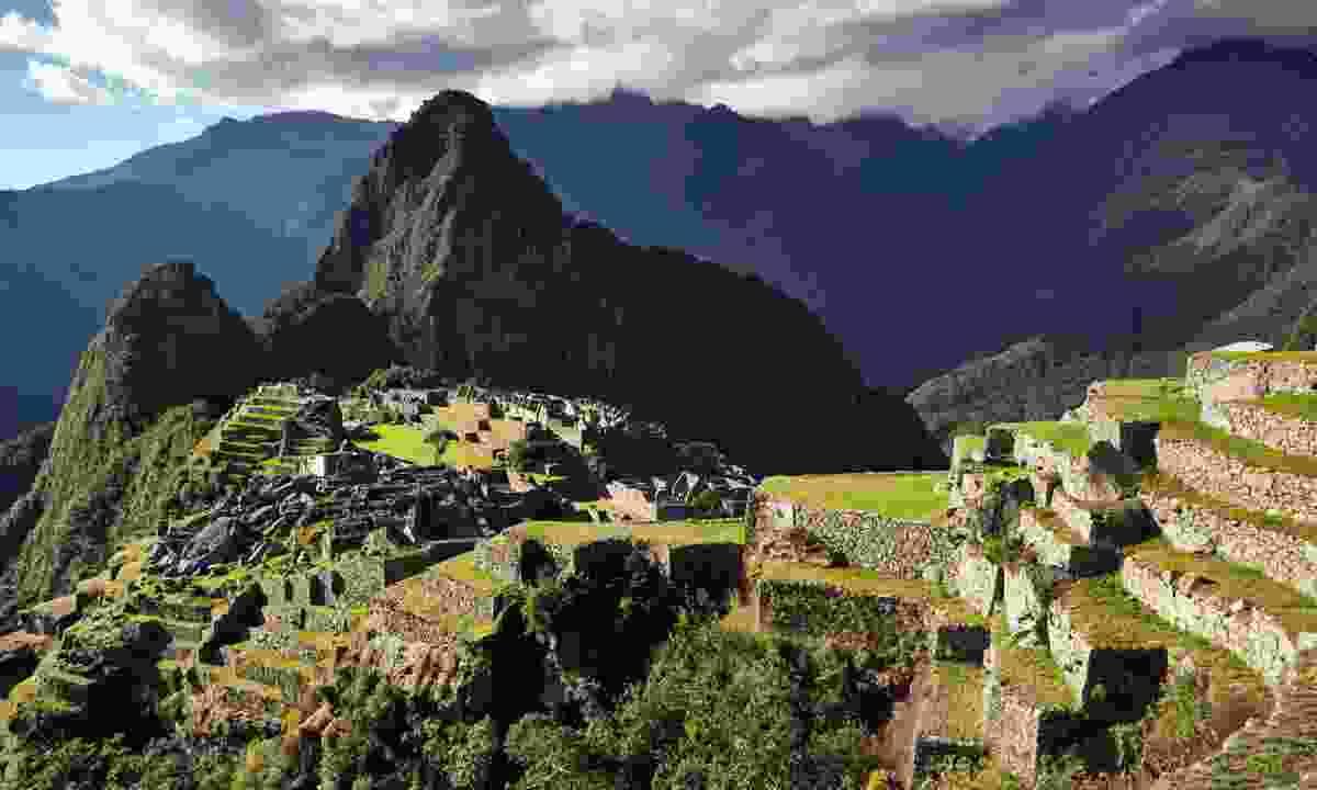Machu Picchu (Audley)