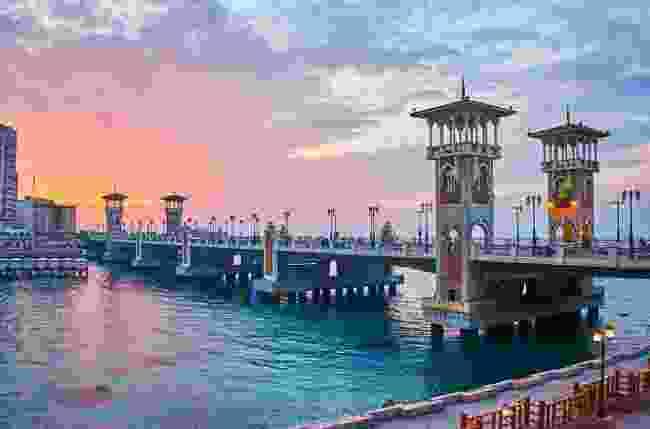 Alexandria, Egypt (Shutterstock)