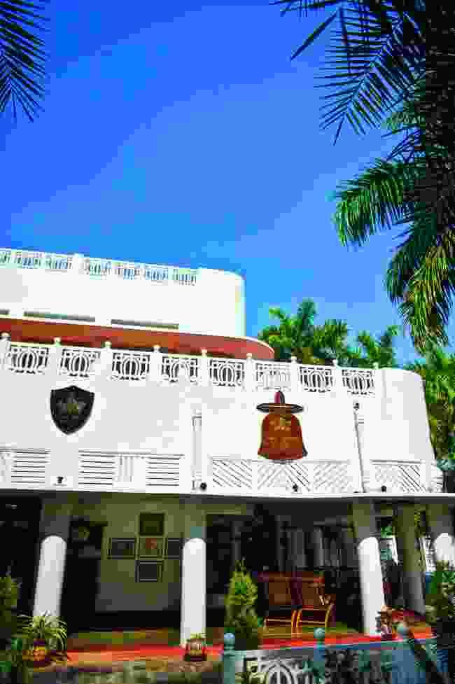 Jaagir Lodge, Mark's Terai accommodation (Mark Stratton)