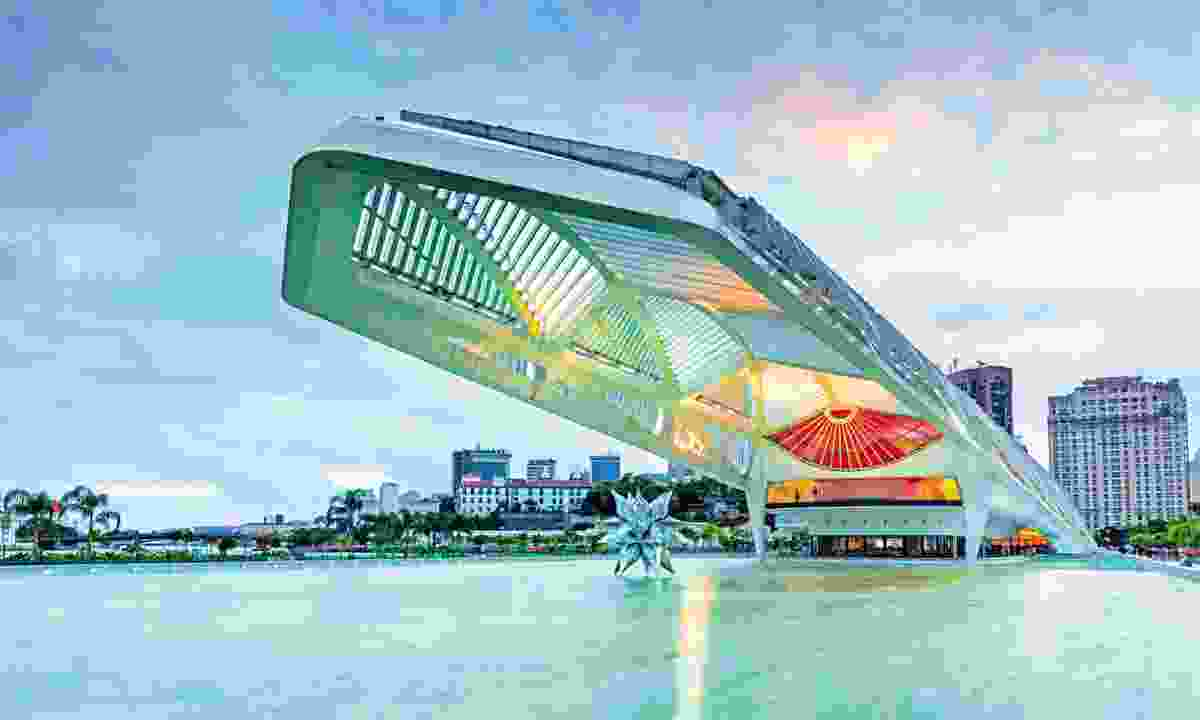 Museum of Tomorrow (Alex Robinson)