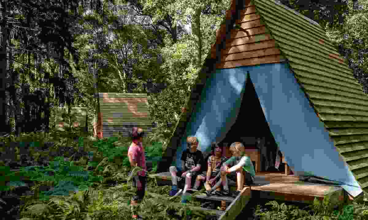 Bradmoor Woods Campsite (Alec Birkbeck)