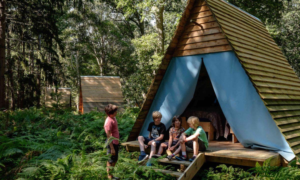 5 wild camping spots UK | Wanderlust