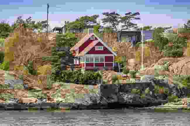 Brännö is located in the Gothenburg archipelago (Shutterstock)