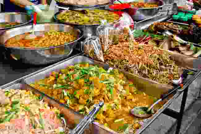 No more buffets? Say it ain't so... or not so bad? (Shutterstock)