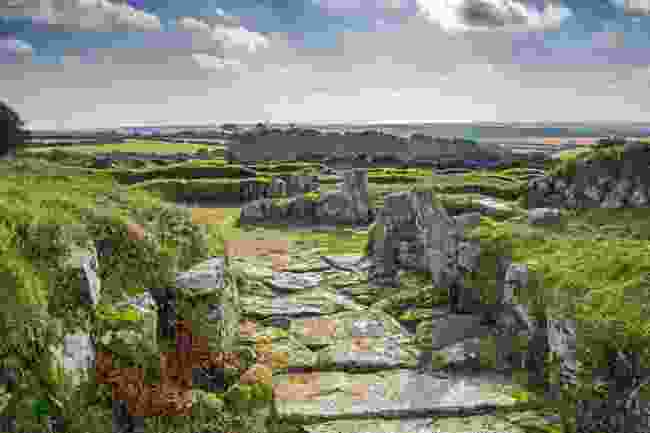 Carn Euny, Cornwall (Shutterstock)