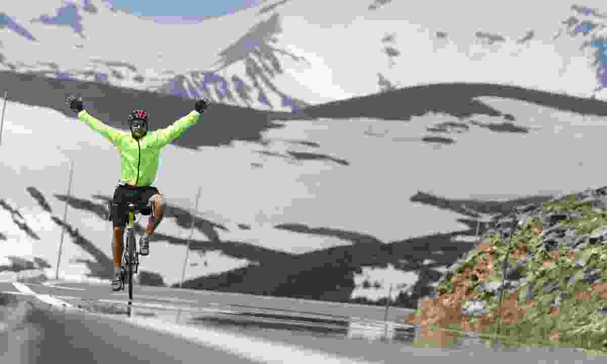 High pass cycling (Marc Piscotti/Colorado.com)