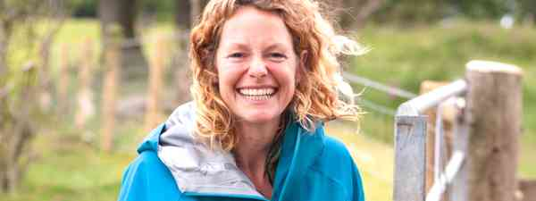 Kate Humble (Claire Richardson)