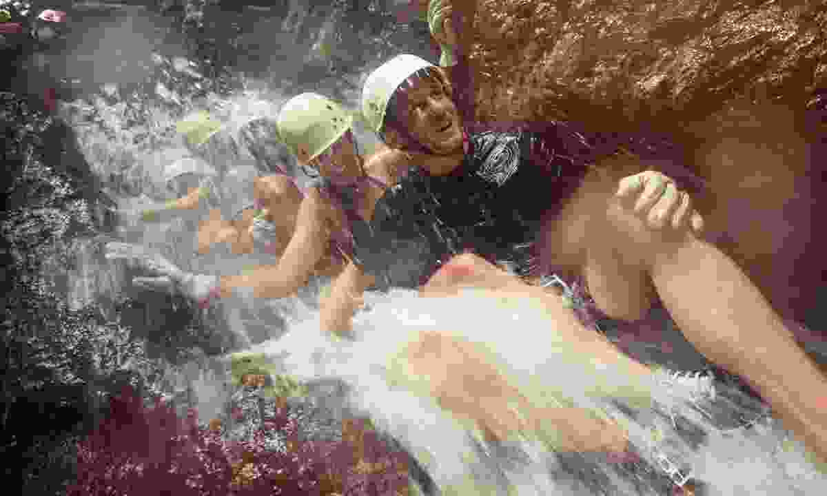 Canyoning in Costa Rica (G Adventures)