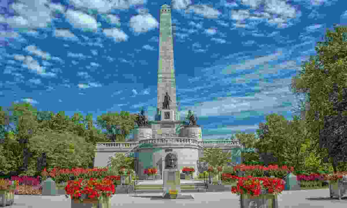 Lincoln's Tomb in Springfield, Illinois (Dreamstime)