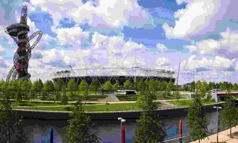 Queen Elizabeth Olympic Park (Dreamstime)