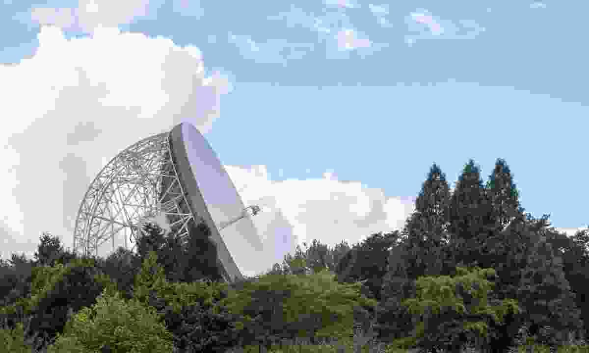 Jodrell Bank Observatory (Dreamstime)