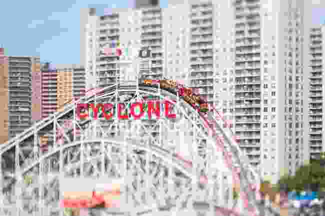 Coney Island (Jasper Léonard)