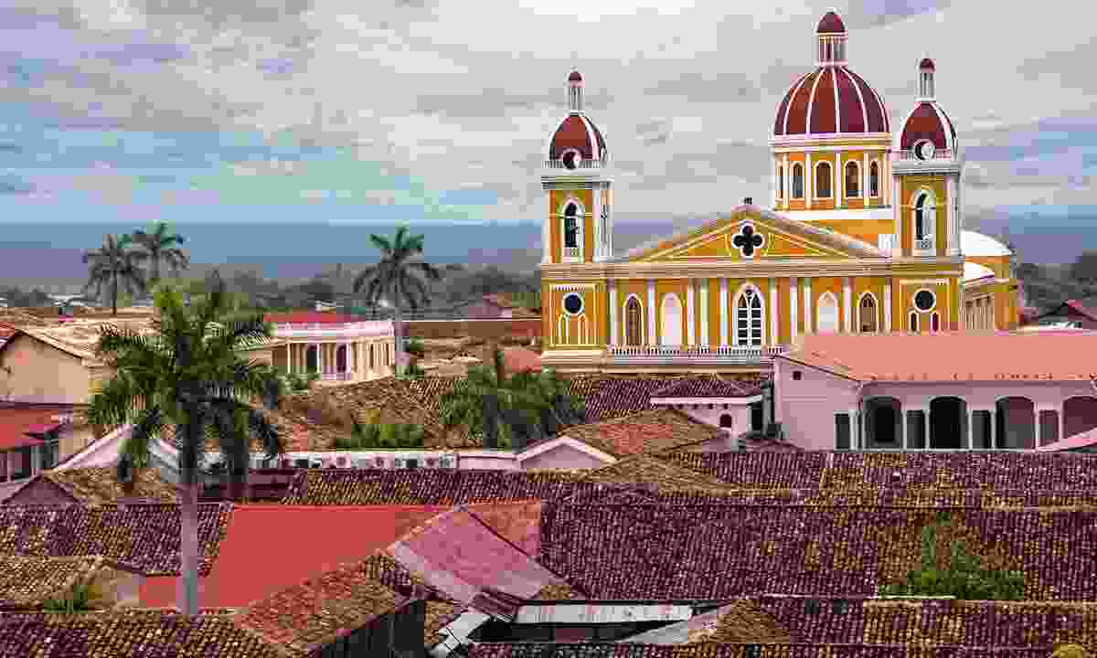 The cathedral in Granada, Nicaragua (Shutterstock)