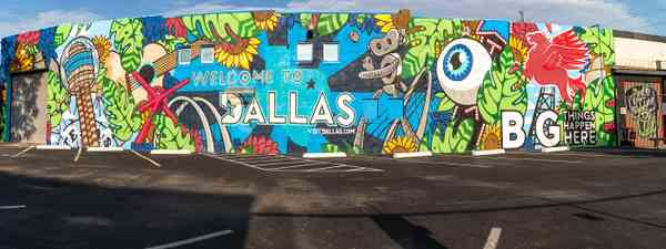 Why visit Dallas