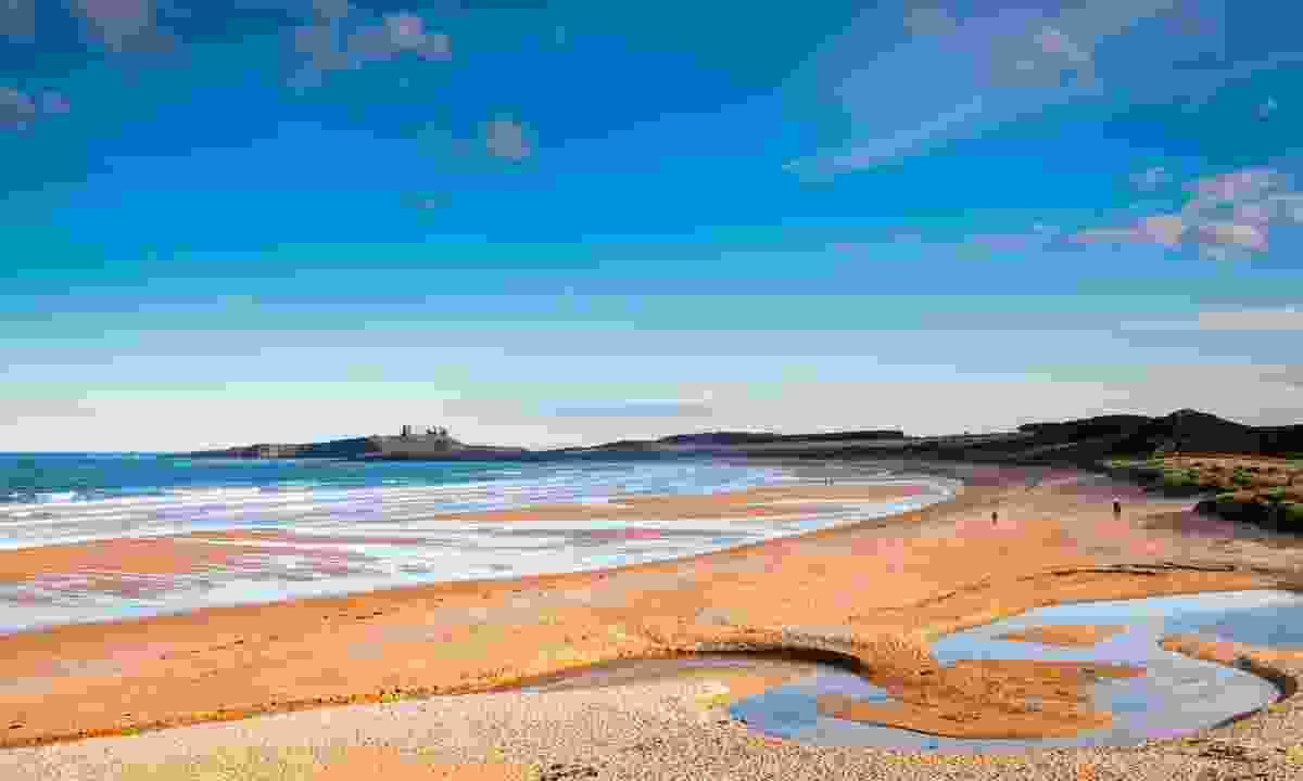 Embleton Beach, Northumberland (Dreamstime)