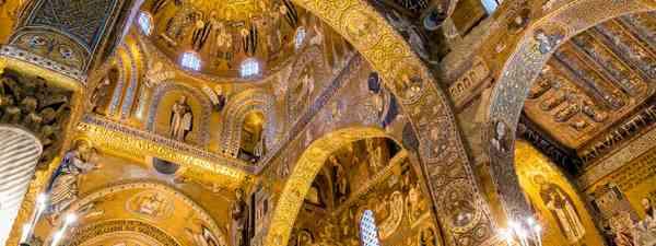 Palatine Chapel, Palermo (Dreamstime)