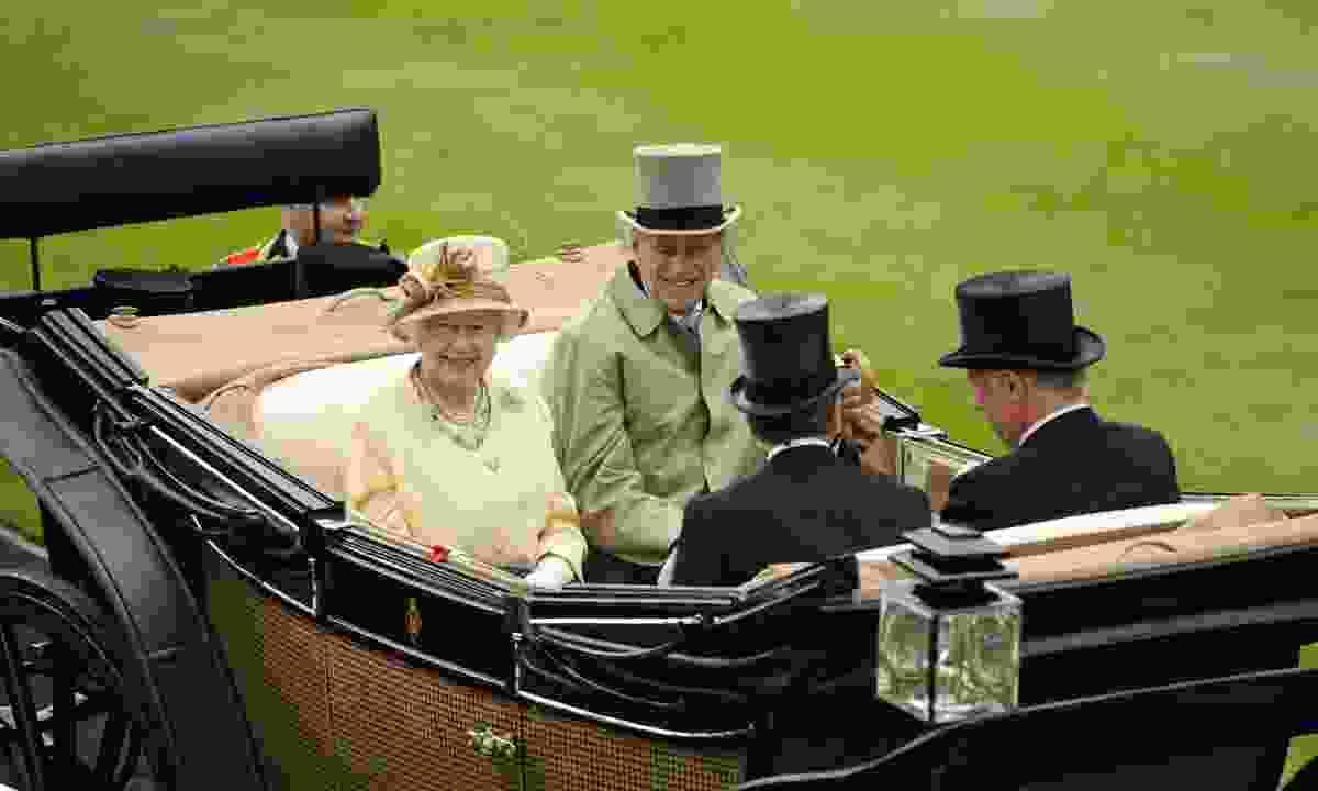 Queen Elizabeth II and Prince Philip (Dreamstime)
