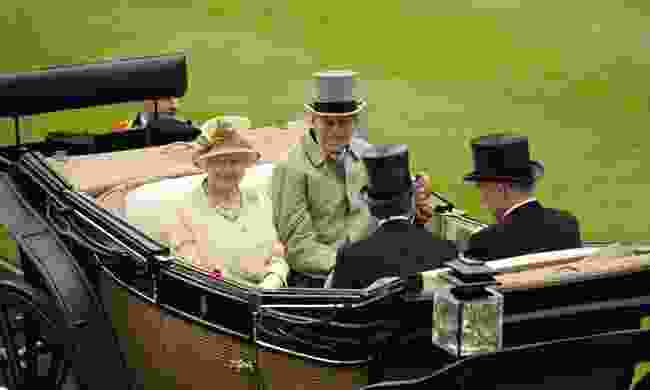 Queen Elizabeth II and the late Prince Philip (Dreamstime)