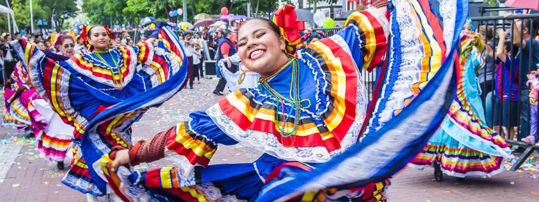 Mexican carnival (Dreamstime)