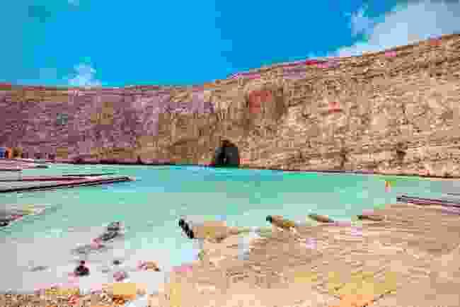 Dwejra Inland Sea, Gozo (Dreamstime)