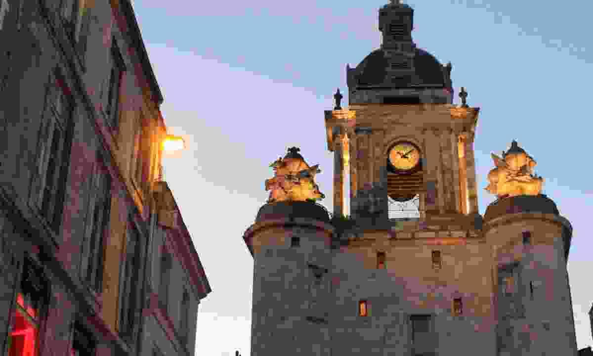 Porte de la Grosse Horloge (Dreamstime)