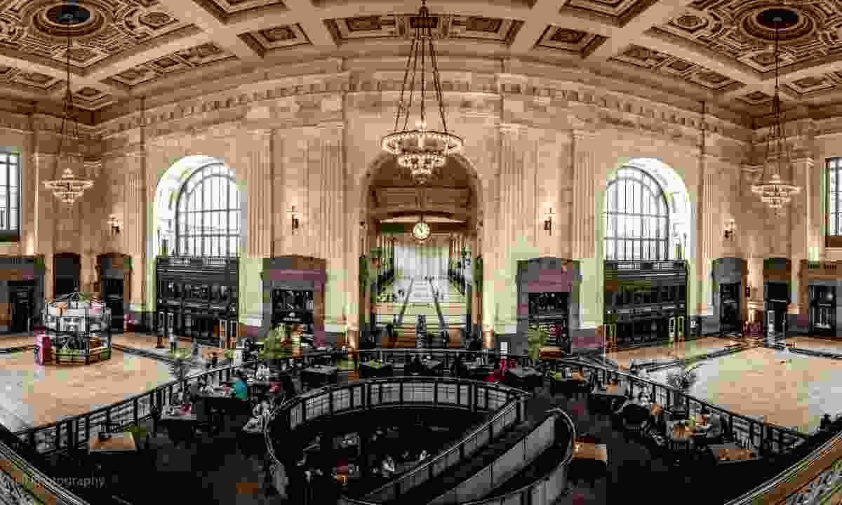 Union Station in Kansas City is a true masterpiece (Dreamstime)