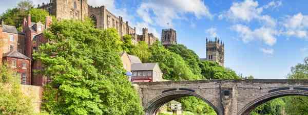 Durham Cathedral (Shutterstock)
