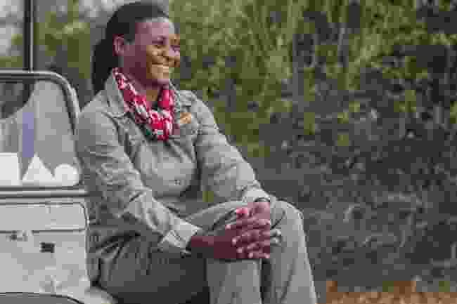 Florence Kagiso (Desert & Delta Safaris)