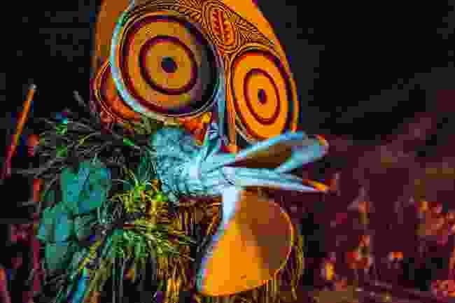 Papua New Guinea's Firedance Festival (Intrepid Travel)