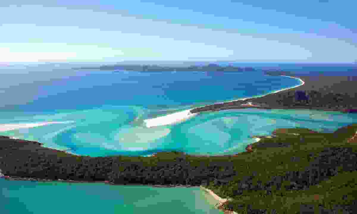 Whitsunday Island (Shutterstock)
