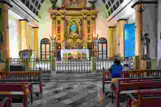 Iglesia de Nuestra Señora de Regla (Shutterstock)