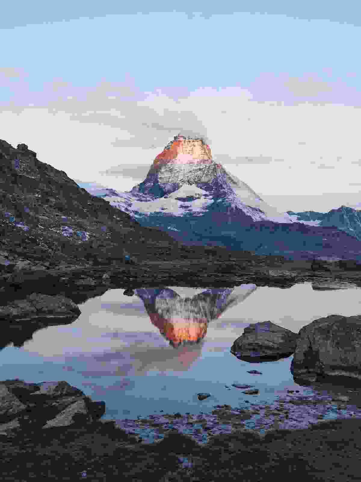 Matterhorn, Valais, Switzerland (Johan Lolos)
