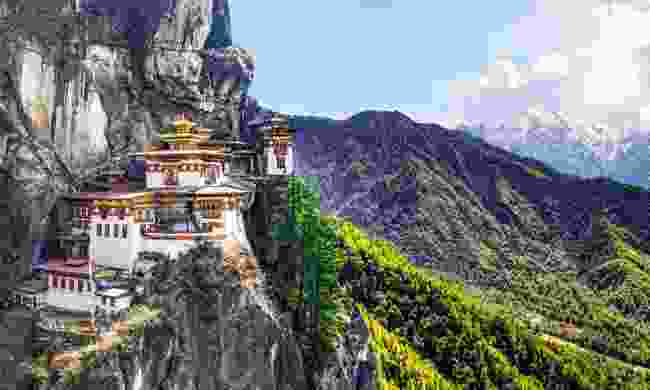 Tiger's Nest Monastery (Dreamstime)