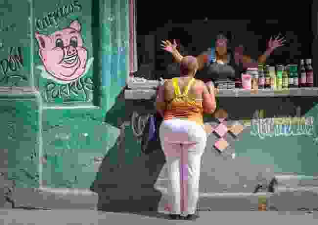 You want it that big? Havana, Cuba (Bun Ngo Leung)