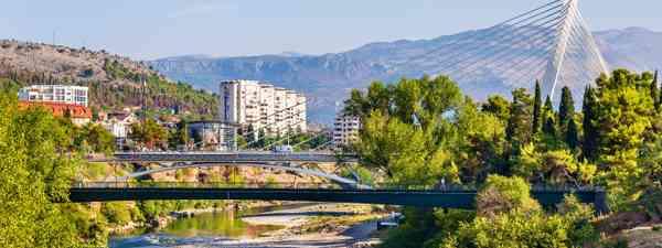 View of Podgorica (Shutterstock)
