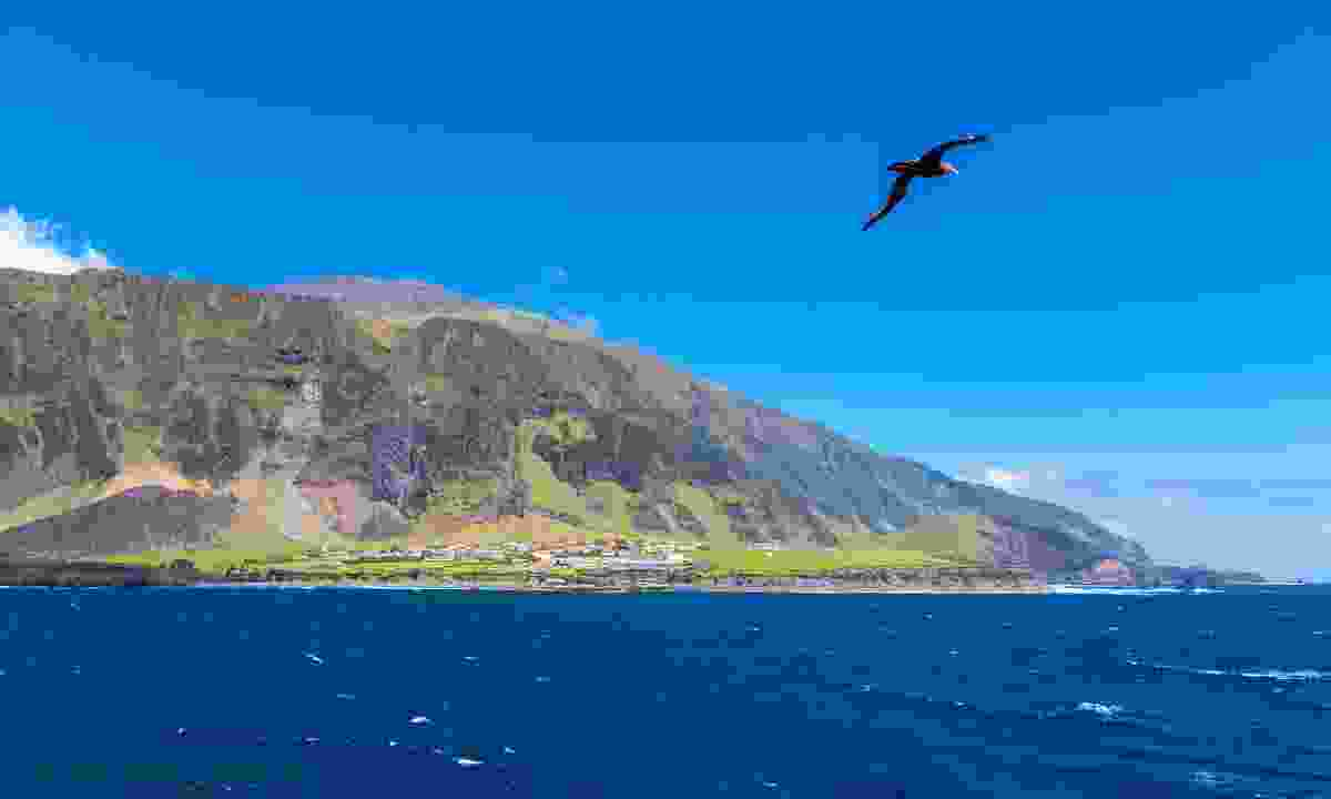 Tristan da Cunha is the remotest inhabited island in the world (Shutterstock)