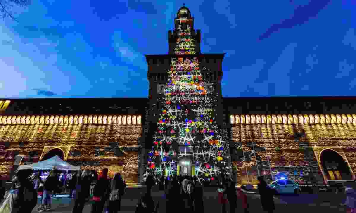 Piazza Castello, Milan (Shutterstock)