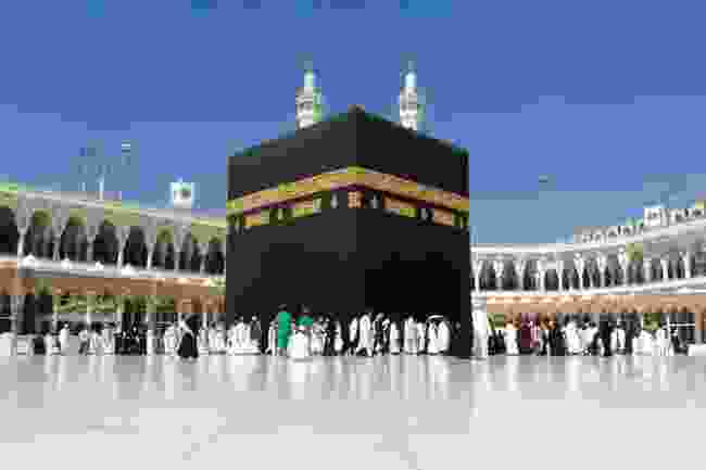 The Kaaba in Mecca (Shutterstock)