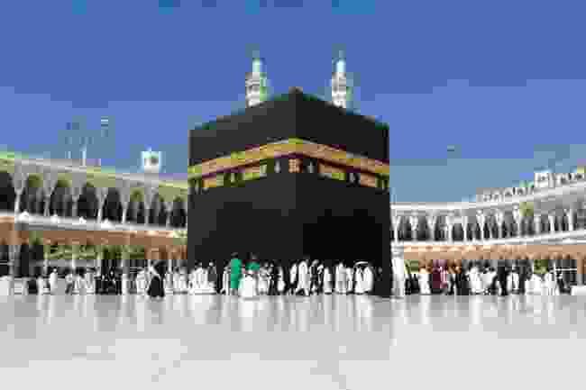 The Kaaba in Mecca (Shutterstock)