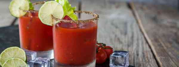 How to make a spiced red snapper cocktail or a bloody Mary (Shutterstock)