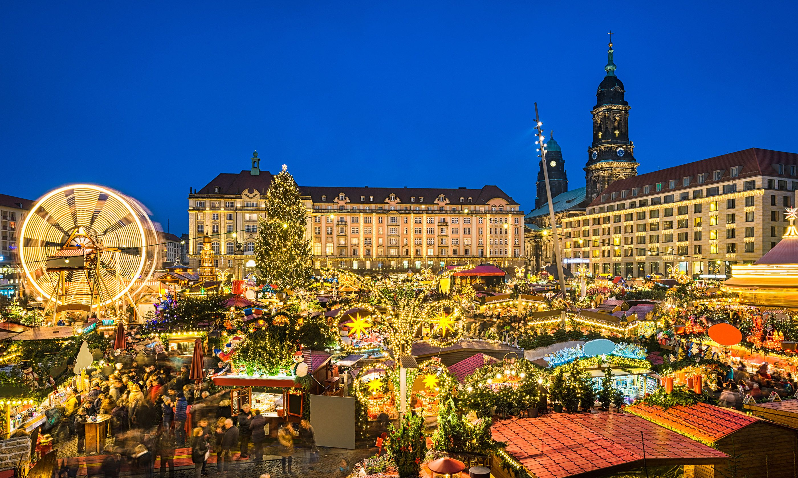 Frohe Weihnachten! Germany's top 10 Christmas markets