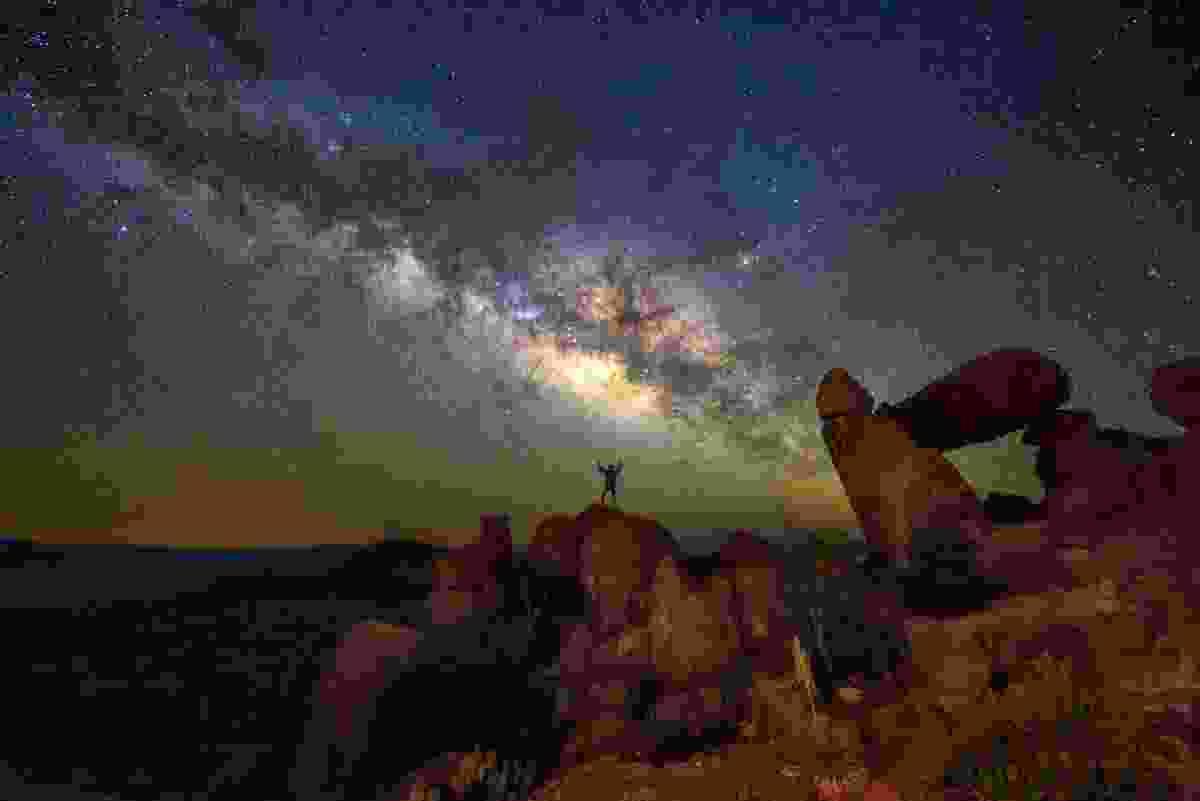 Experience some stunning stargazing (Shutterstock)