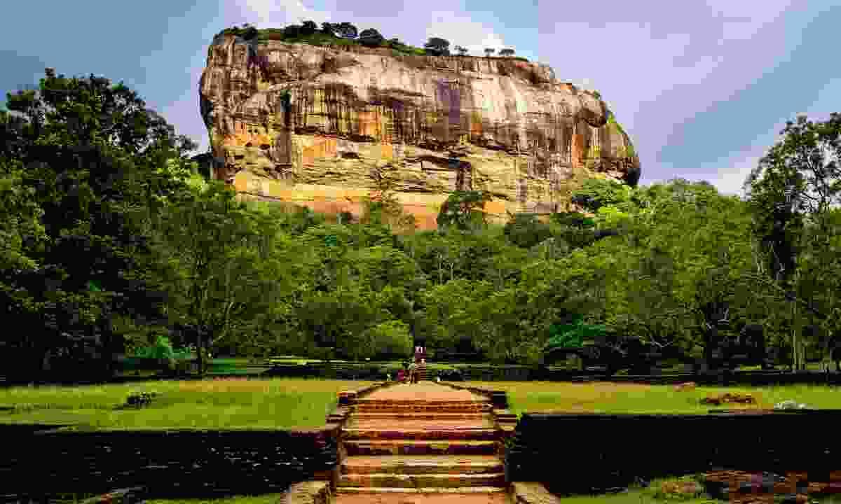 Sigiriya Rock Fortress, Sri Lanka (Ffestiniog Travel)